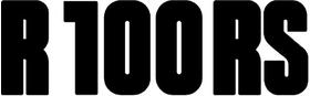 BMW R100RS Decal / Sticker 34