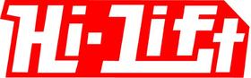 Hi-Lift Decal / Sticker Design 02
