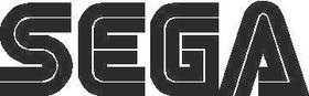 Sega Decal / Sticker
