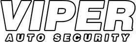 Viper Security Decal / Sticker 03