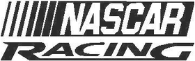 NASAR Racing Decal 01