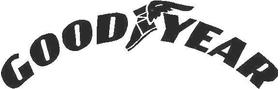 Goodyear Decal / Sticker 05