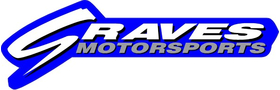 Graves Motorsports Decal / Sticker 05