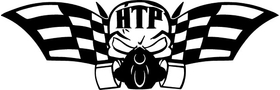 HTP Performance Decal / Sticker 04