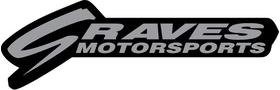 Graves Motorsports Decal / Sticker 07