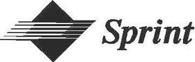 Sprint Decal / Sticker