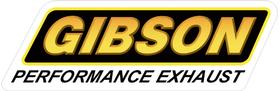 Gibson Performance Exhaust Decal / Sticker 01