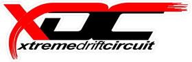Xtreme Drift Circuit Decal / Sticker 01