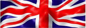 Great Britain Union Jack Flag Decal / Sticker 07