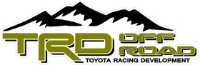 TRD Off Road Decal / Sticker 41