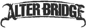 Alter Bridge Decal / Sticker