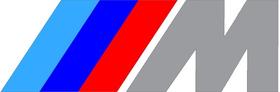 BMW M Decal / Sticker 45