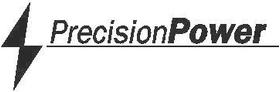 PPI -  Precision Power Decal / Sticker 02