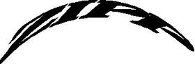 Zipp Decal / Sticker 04
