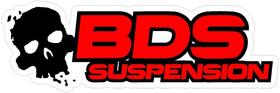 BDS Suspension Decal / Sticker 03