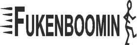 Fukenboomin Decal / Sticker