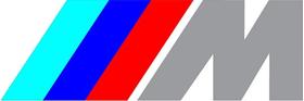 BMW M Decal / Sticker 32