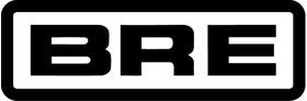 BRE Datsun Logo Decal / Sticker 02