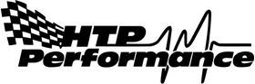 HTP Performance Decal / Sticker 03