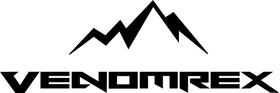 Venomrex Decal / Sticker 01