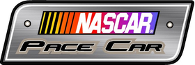 Nascar Pace Car Decal / Sticker