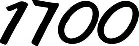 Lund 1700 Decal / Sticker 08