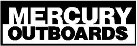 Mercury Outboards Decal / Sticker