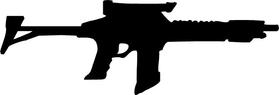 Assault Rifle Decal / Sticker