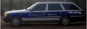 Mercedes Decal / Sticker 04