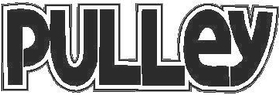 Pulley Decal / Sticker 03