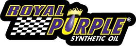 Royal Purple Decal / Sticker 09
