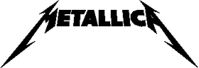 Metallica Decal / Sticker 11