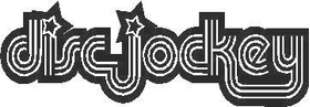 DJ Dee Jay Decal / Sticker 014