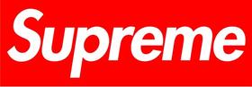 Supreme Decal / Sticker 01
