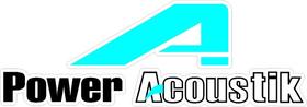 Power Acoustik Decal / Sticker 02