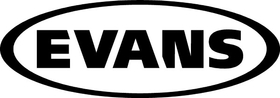 Evans Drumheads Decal / Sticker 02
