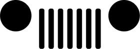 Jeep Decal / Sticker 06