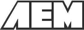 AEM 03 Decal / Sticker