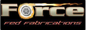 Force Fed Fabrications Full Color Decal / Sticker