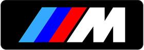 BMW M Decal / Sticker 40
