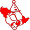 Clown Decal / Sticker Design 01