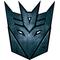 Transformers Decepticon 06 Decal / Sticker