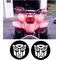 400EX Autobot Headlight Covers Decal / Sticker