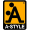 A-Style Decal / Sticker 01