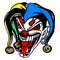 Joker Decal / Sticker 04