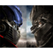 Optimus Prime VS. Megatron Decal / Sticker 01