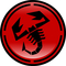Fiat Abarth Scorpion Decal / Sticker 31