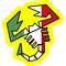 Fiat Abarth Scorpion Decal / Sticker 33