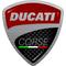 Ducati Corse Decal / Sticker 08