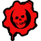 Gears of War Decal / Sticker 01